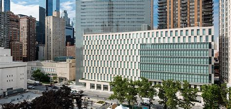 Fordham Professional Mba by Fordham Building Recognized With International