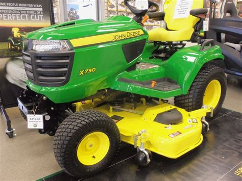 Is It Worth It To Get A Jd Mba by Deere X730 Signature Series Deere