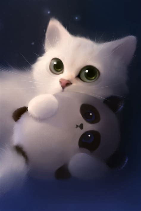 sweet cat mobile phone wallpapers 480x800 hd wallpaper sweet nightmare mobile wallpaper mobiles wall best