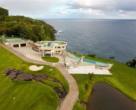striking water falling estate in hawaii hits the auction coldwell banker action realty striking water falling