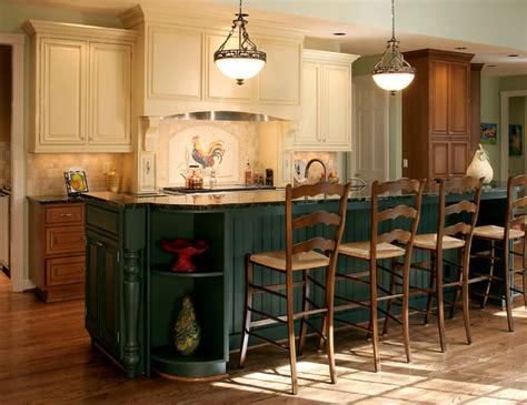 rustic green kitchen cabinets country kitchen bath rustic kitchen portland by