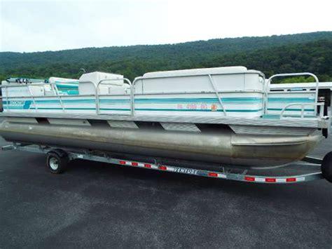 pontoon boats for sale pennsylvania used pontoon boats for sale in pennsylvania boats