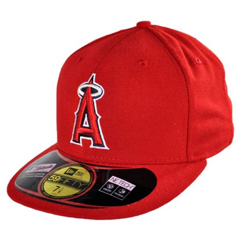 new era los angeles of anaheim mlb 59fifty
