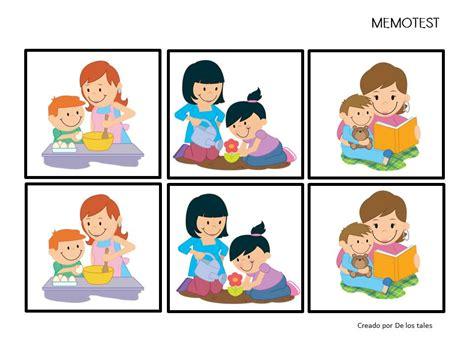 actividades de ninos en el dia actividades dia de la madre 3 orientaci 243 n and 250 jar