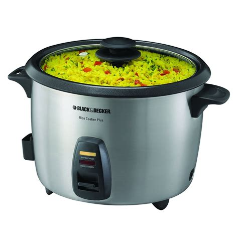 best rice steamer black and decker rc866c 20 cup rice cooker best food