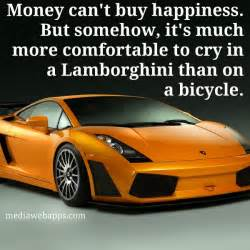 How Much To Finance A Lamborghini Money Can T Buy Happiness But Somehow It S Much More