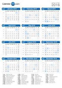 South Korea Kalender 2018 2016 Calendar
