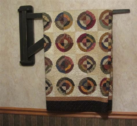 Quilt Display Hanger by This Quilt Hanger Quilty Stuff Quilt Quilt Display And Yellow