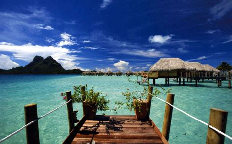 vacation places vacation spots in tahiti