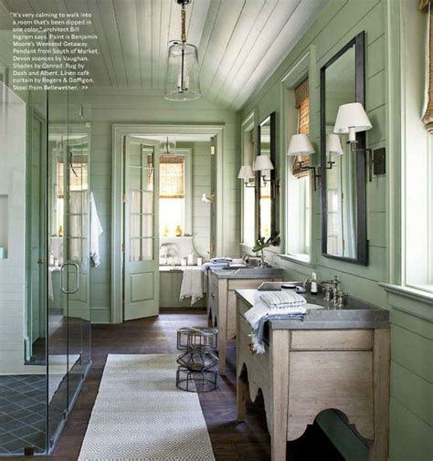 rustic bathroom colors rustic french country bathoom from cote sud home decor