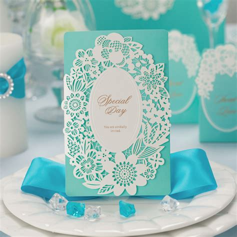 Wedding Invitation Cards Stores by Aliexpress Buy Laser Cut Wedding Invitation