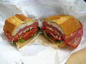 Sub Sandwich List Of Submarine Sandwich Restaurants