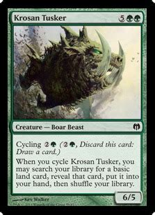 Magic The Gathering Single R Prepare Fight heroes vs monsters mtg cards starting with k