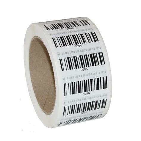 Barcode Etiketten Aufkleber by Barcodeetiketten Und Etiketten Mit Fortlaufender Nummer