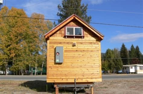 Small Homes For Sale Montana 126 Sq Ft 18k Tiny House For Sale In Montana