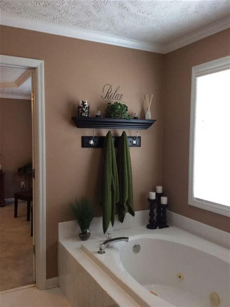 Garden Tub Wall Decor Bathrooms Pinterest Gardens Garden Tub Decor Ideas