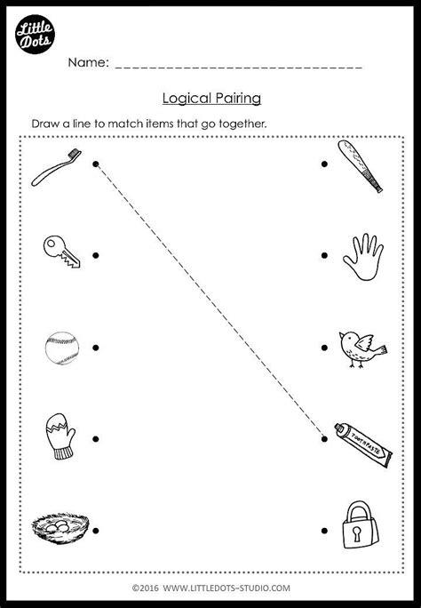 single post خالد matching worksheets preschool
