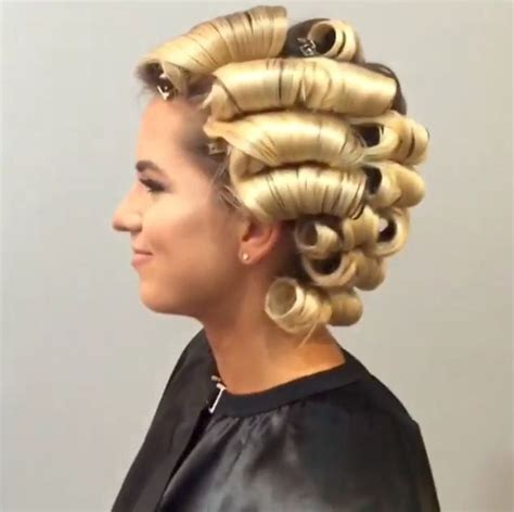 men setting hair on rollers 131 best images about blonde bouffant on pinterest my