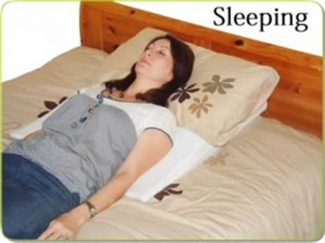 Reflux Sleeper by Wedge Pillow One Of The Safest Solutions To Stop Acid Reflux Gerd