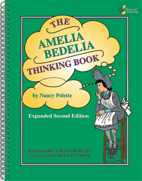 thinking in pictures book amelia bedelia thinking book pieces of learning