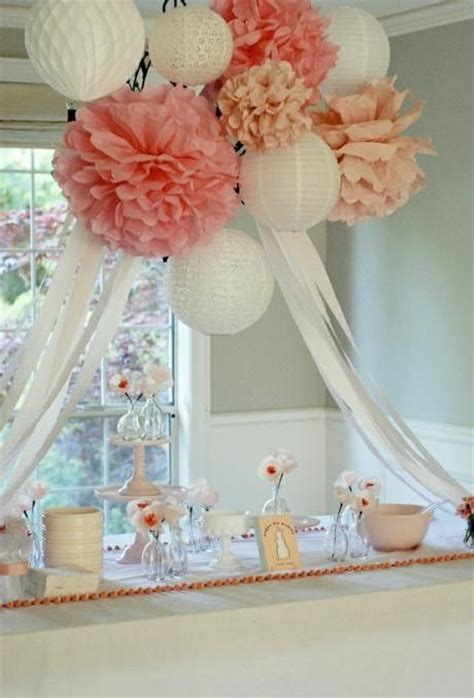 Pom Poms Baby Shower by Quot Pat The Bunny Quot Baby Shower Paper Pom Poms Paper