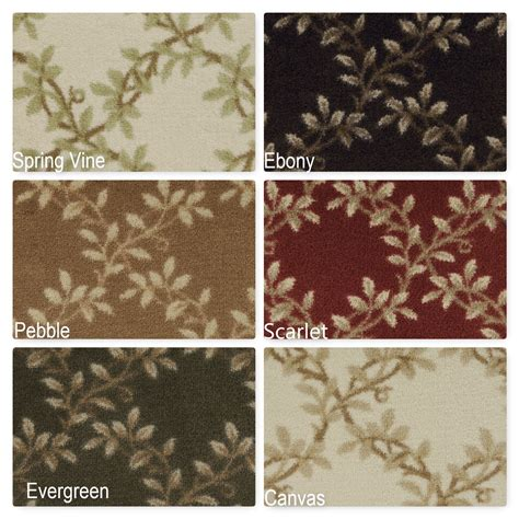 leaf pattern area rugs milliken organic indoor leaf pattern area rug collection