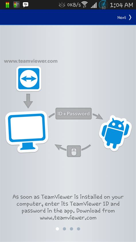 team viewer apk teamviewer apk your pc remotely through your android device techbeasts