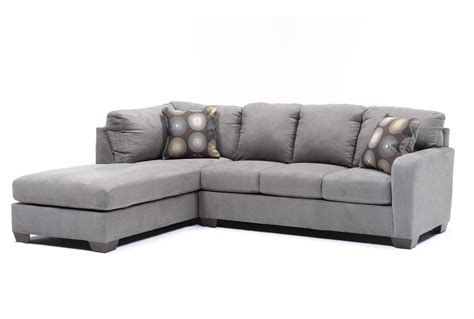 keegan fabric 2 sectional sofa 2 pc sectional sofa keegan 90 2 fabric sectional