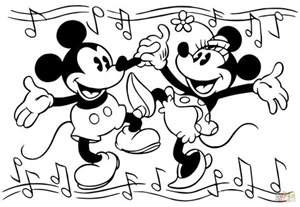 draw tsum tsum minnie mouse step step drawing sheets added brilliant coloring pages
