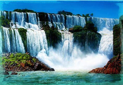 imagenes de paisajes libres exuberantes paisajes naturales fotos de cascadas banco