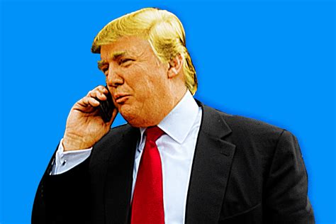 what phone does president trump use never mind email donald trump is terrible at using the