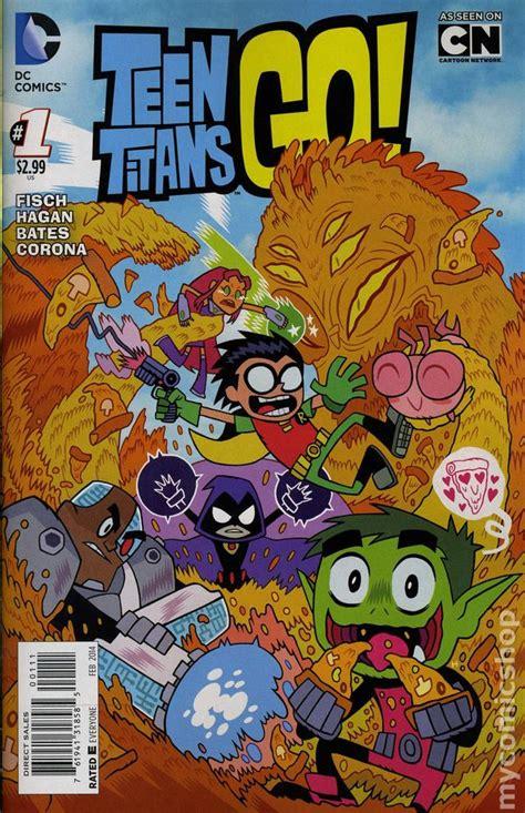 teen titans go 2013 teen titans go 2013 comic books