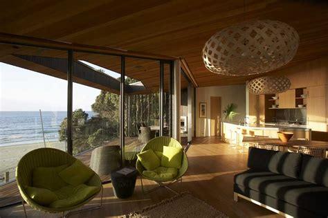 design home decor nz onetangi beach house new zealand property e architect
