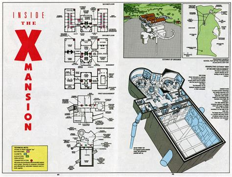 x men mansion floor plan canha delinquentes sistema 2d6 supers e universo