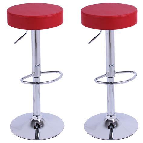 leather breakfast bar stools bar stools set of 2 1 faux leather adjust breakfast chair
