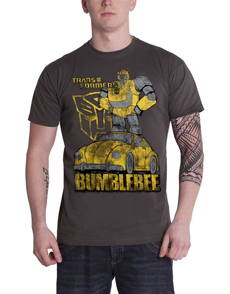 T Shirt Transformer 5 Bumblebee transformers t shirt bumblebee optimus megatron autobot