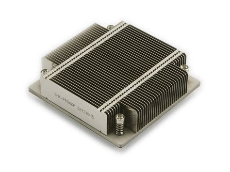 Passive Heat Sink supermicro snk p0046p 1u passive cpu heat sink