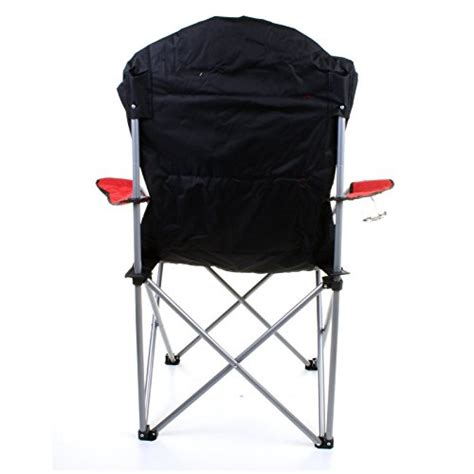deluxe padded folding chairs marko outdoor grey heavy duty deluxe padded folding