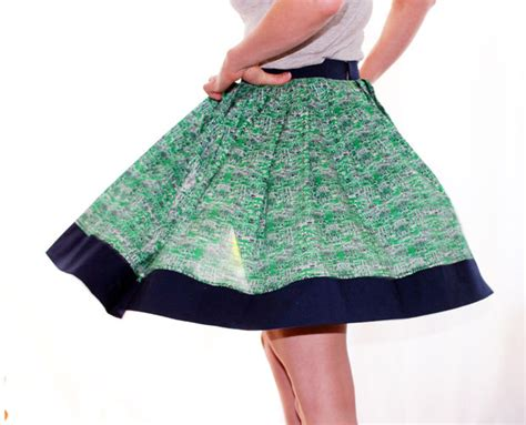 simple no pattern skirt easy pleated skirt no pattern needed