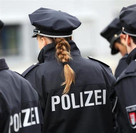 Bewerben Polizei Thuringen Polizei Sucht Neue Kommissare Bewerbungsfrist Verl 228 Ngert