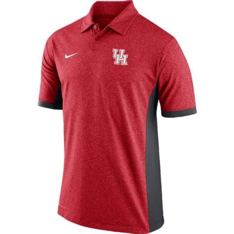 Houston 01 Mens T Shirt nike s of houston victory block polo shirt