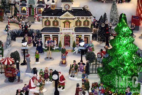 minuiture christmas towns kelowna s miniature will your mind infonews