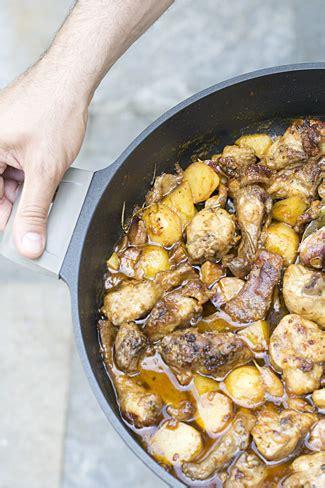 como cocinar un conejo al ajillo receta de conejo al ajillo