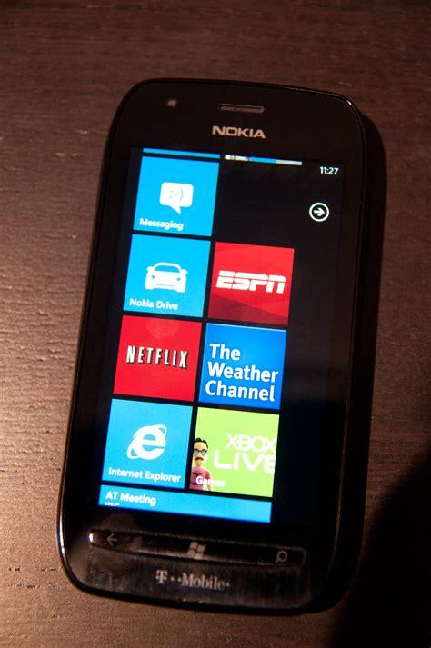 mobile application nokia lumia 710 apps and preload nokia lumia 710 review t