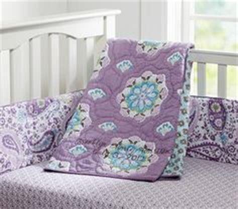 Purple Paisley Crib Bedding Paisley Nursery On Pinterest Rustic Nurseries Fish Nursery And Shark Nursery