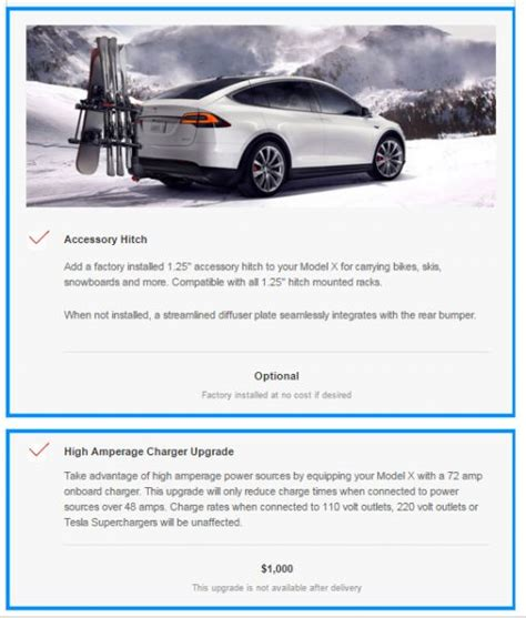 Tesla Model X Options Buyers Guide To Tesla Model X Options And Pricing