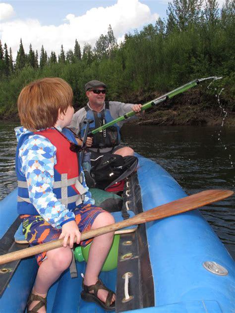 boat shop fairbanks alaska fairbanks boat and bike tour on the chena river with