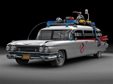 Ecto One Car by 3 D Here They Are The Top Ten Most Awesome Cars