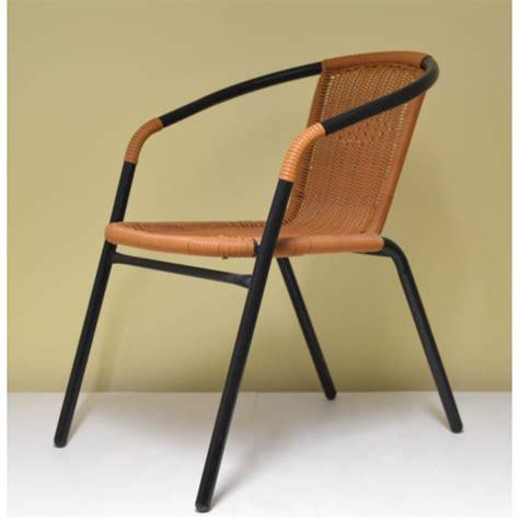 sedie da esterno economiche sedie in polyrattan arredamento locali contract