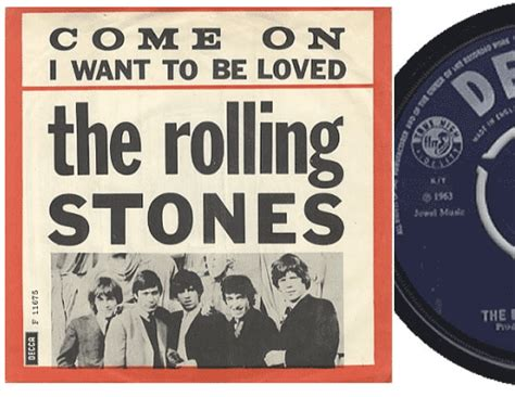 rolling in the testo the rolling stones come on traduzione testo la